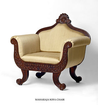 Maharaja Sofa chair