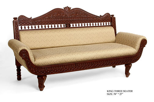 King design Three seater