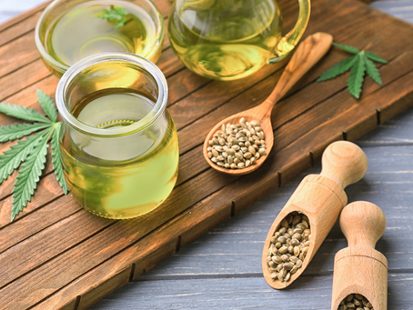 HEMP OIL HELPS RECOVER THE BALANCE OF OUR BODY