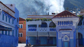 ~ Chefchaouen , The blue pearl ~