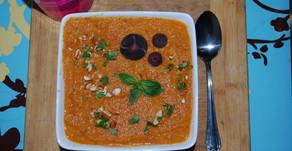 Vegan friendly Tomato soup recipe!