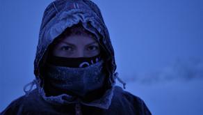 700km solo across Lake Baikal in Siberia.