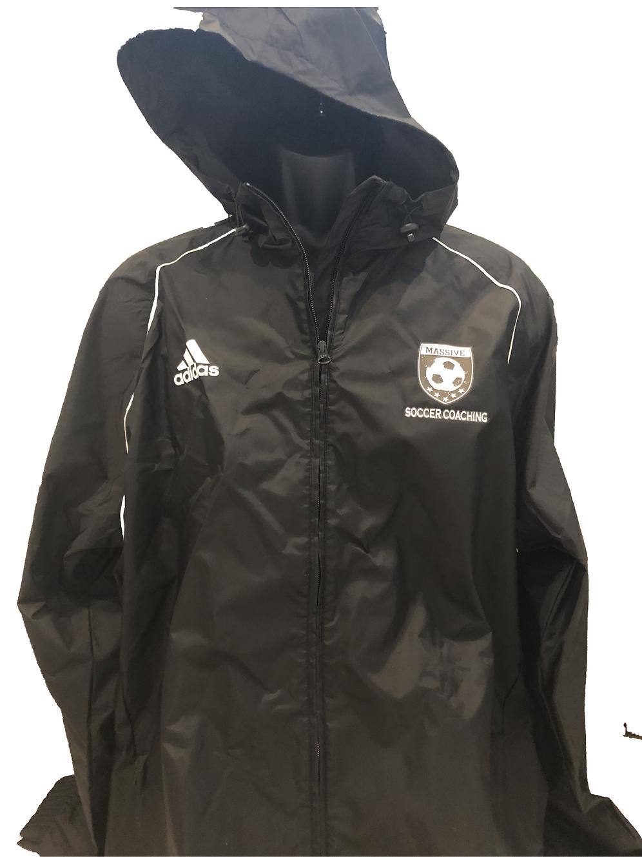 65443802acc2a Adidas Core 18 Rain Jacket