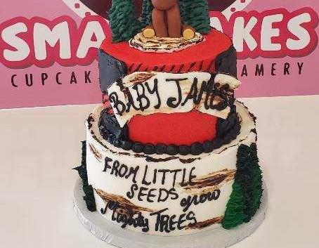 Popular Birch Cake