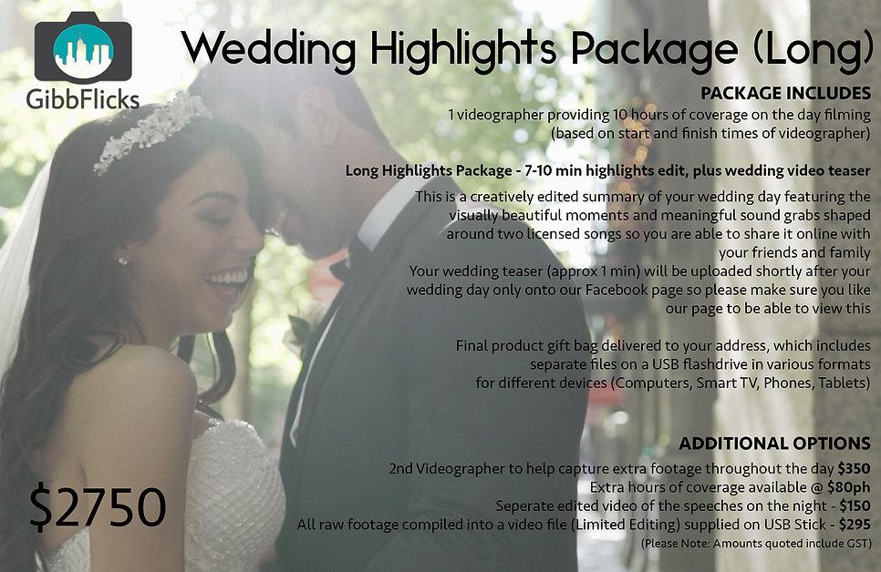 gibbflicks wedding rates (long highlight