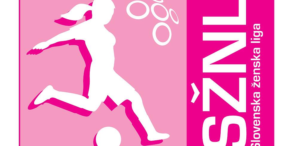 16.00 ŽNK Radomlje : ŽNK Olimpija 1. SŽNL 6. krog
