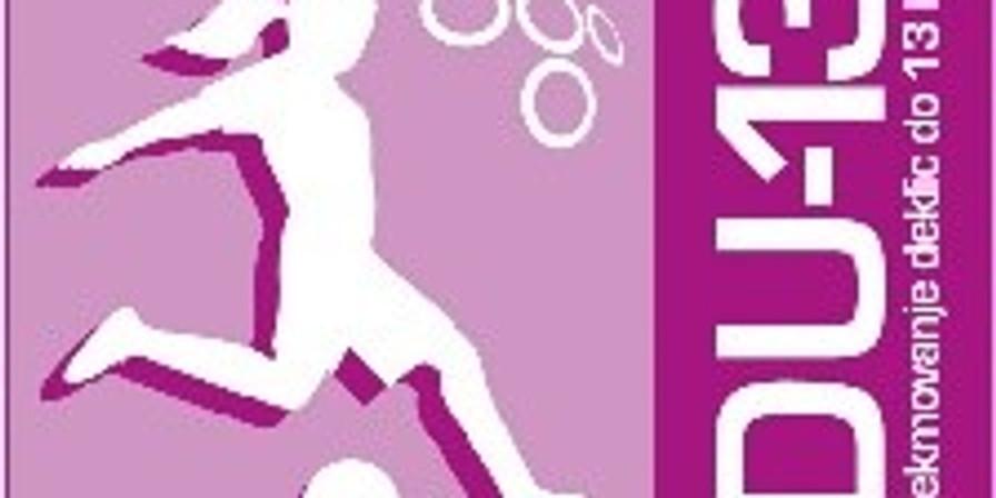 12:00 ŽNK Krim : ŽNK Radomlje turnir DU13 Zahod 5. krog