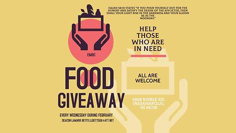 Copy of Copy of Food Drive Instagram Pos
