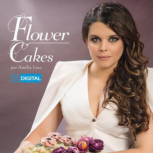 LIVRO DIGITAL FLOWER CAKES - Amélia Lino