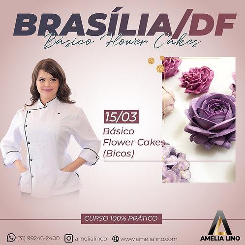 15 março - FLOWER CAKE BÁSICO