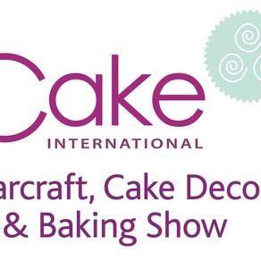 Birmingham Cake Internacional - Inglaterra 2019