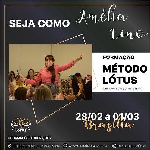 28/02 a 01/03 - FORMAÇÃO MÉTODO LÓTUS