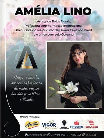 Padaria 2000 - Amélia Lino é destaque