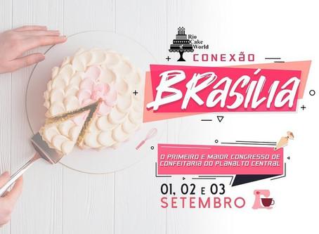 Vem aí o Congresso Rio Cake em Brasília/DF