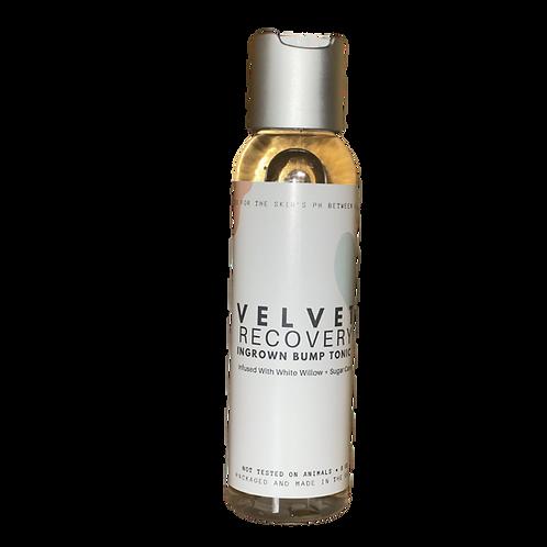 Velvet Recovery: Ingrown  Bump Tonic