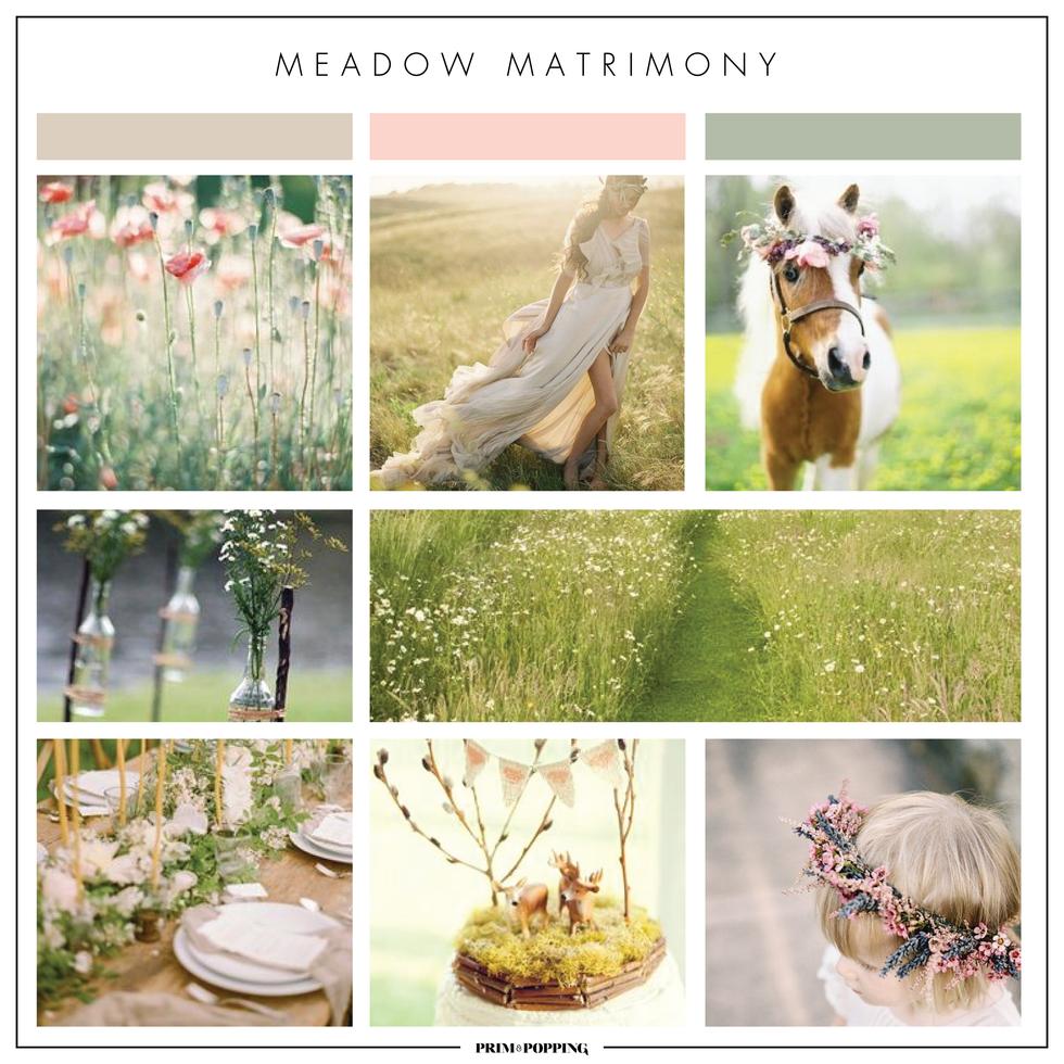 Meadow Matrimony | Theme Wedding