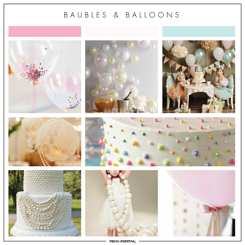 Baubles & Balloons | Theme Party