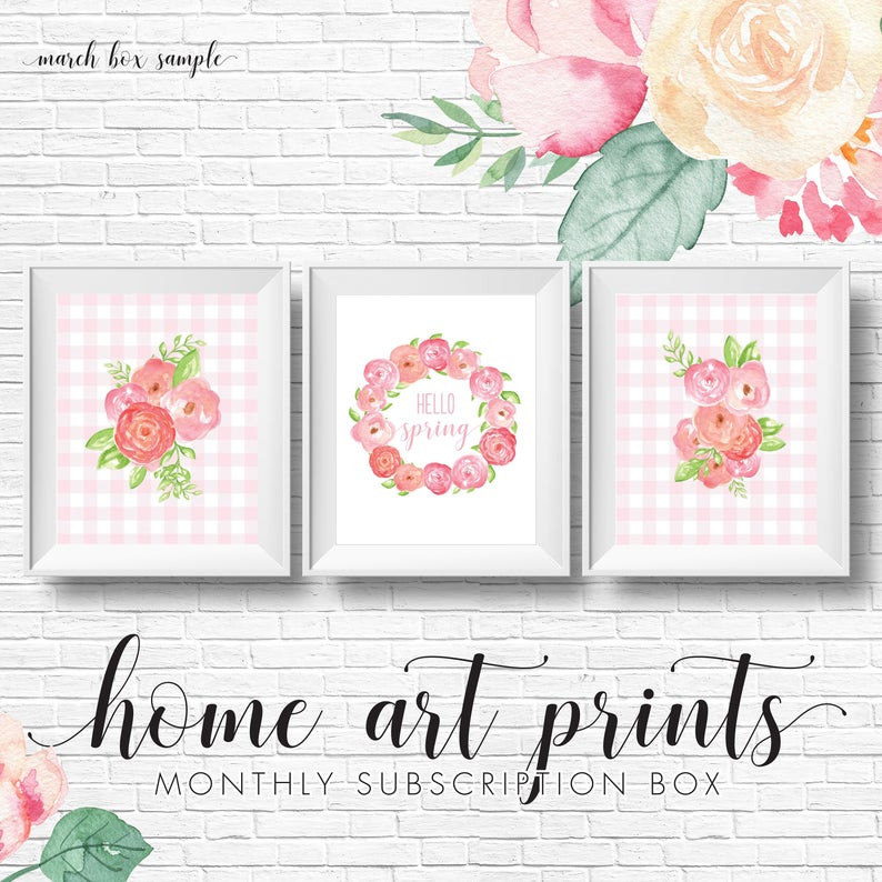 Monthly subscription