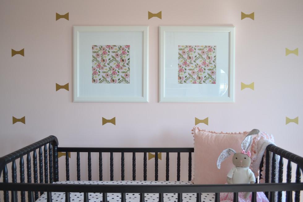 Ophelia's Nursery Reveal