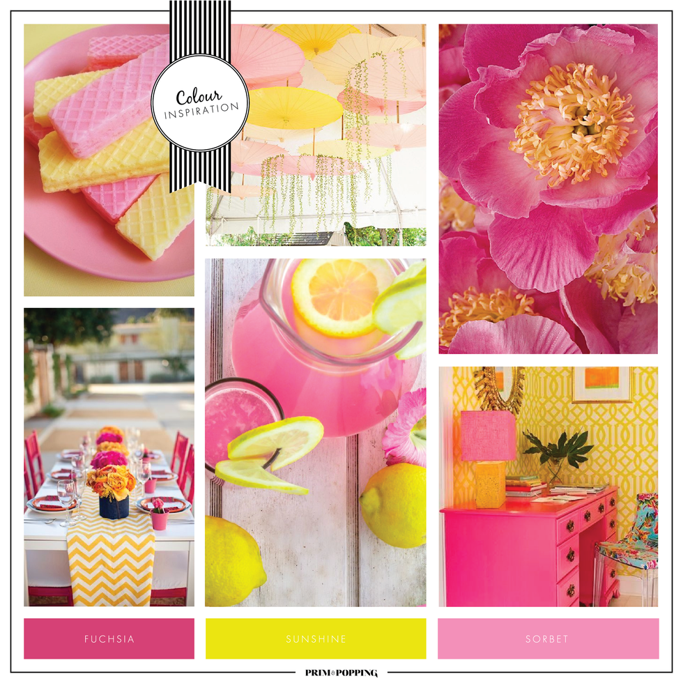 Pink Lemonade | Colour Inspiration