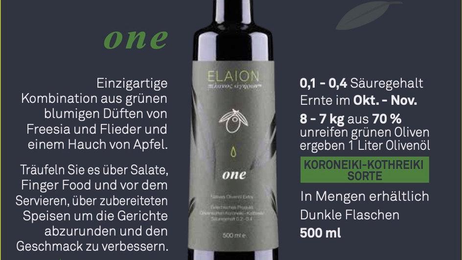 One 500 ml
