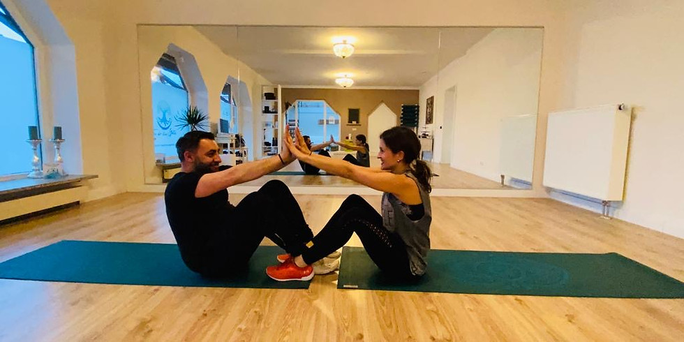 Workout für zwei