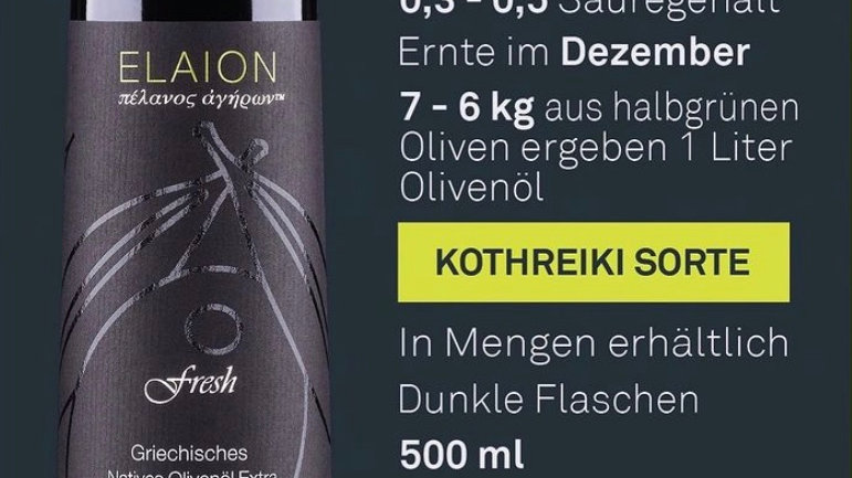 Fresh 500 ml