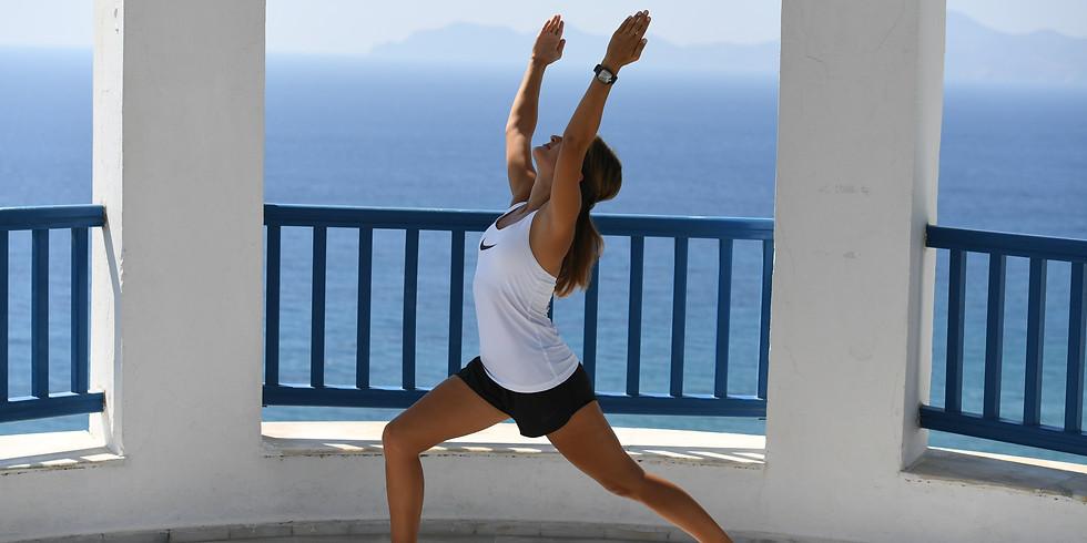 Yoga für Anfänger - MO