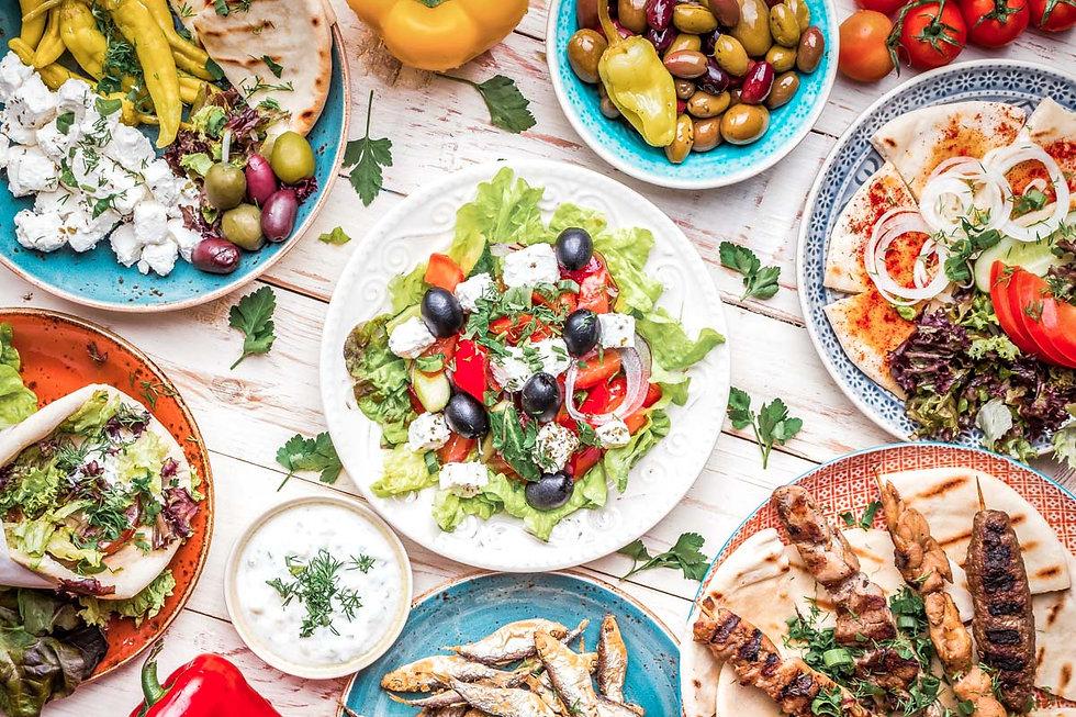 Griechische-Gerichte-Typische-Küche-Gesu
