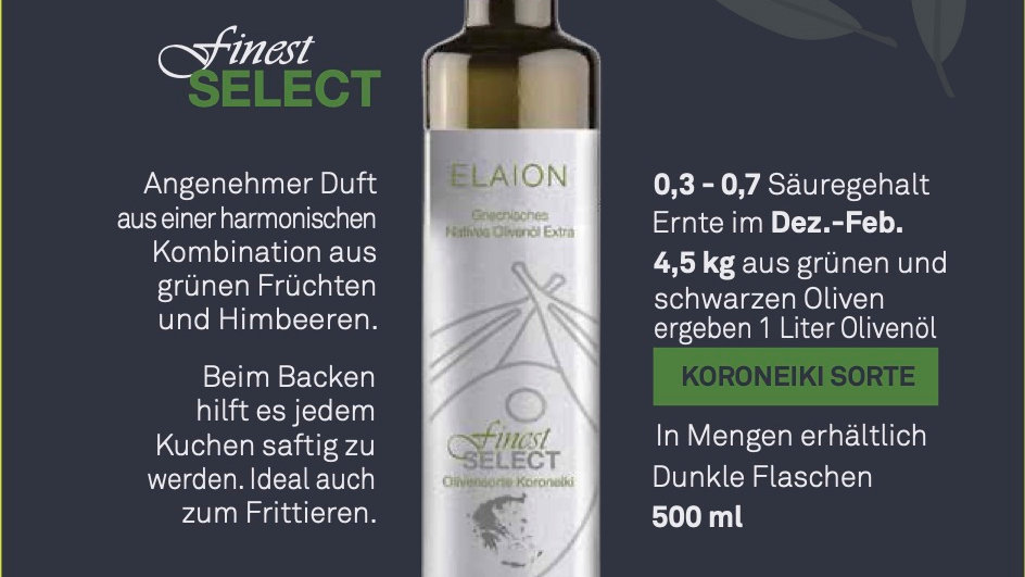 Finest Select 500 ml