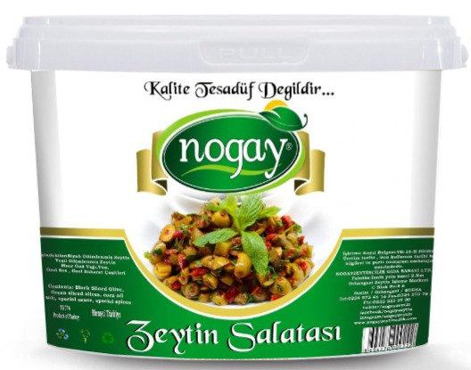 Zeytin Salatası ( Gurme )
