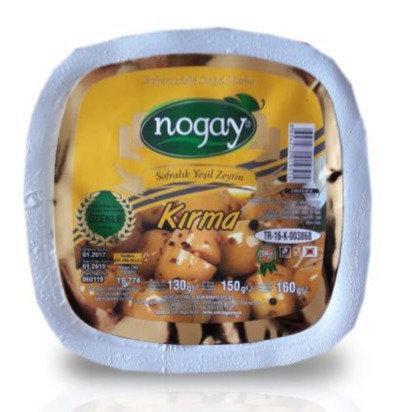 Aç Bitir Kırma Zeytin 130 Gr (42 Adet/Koli)