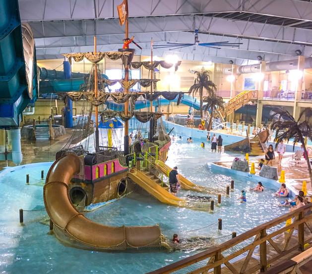 Pirate Ship Kiddie Pool
