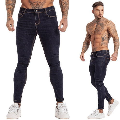 MEDICI AUGUSTUS - Cropped Skinny Jeans