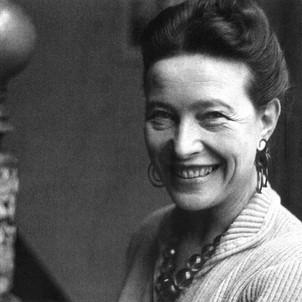 Simone de Beauvoir  (1908–1986) Autorka, filozofka, feministka