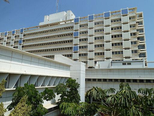 The Edith Wolfson Medical Center