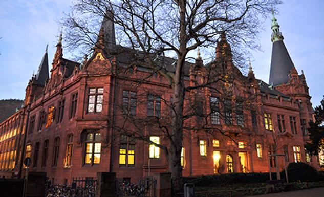 Ruprechts-Karls-Universität Heidelberg