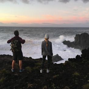 Samo Štefanko: jaké to je, učit se sufovat v prosincovém oceánu