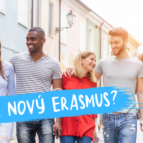 Nový Erasmus začíná! Bude digitálnější, zelenější a dostupný pro více lidí.