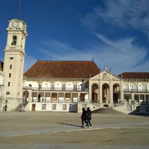 """Coimbra: """"Máte-li naspořeno, přijeďte. Nemáte-li, přijeďte rovněž."""""""