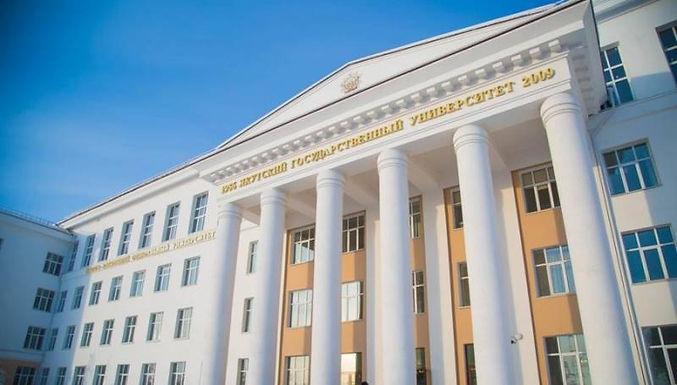 North-Eastern Federal University in Yakutsk