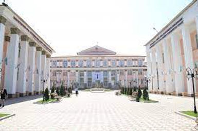 Asfendiyarov Kazakh National Medical University