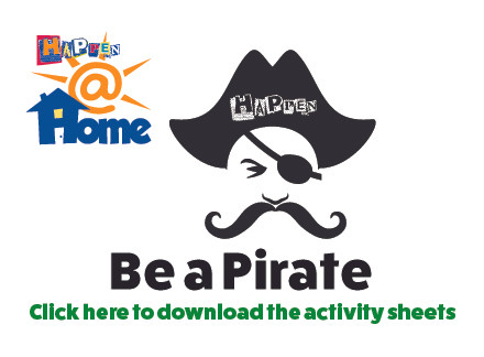 Happen@HOME Be a Pirate