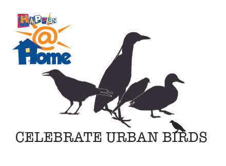 Happen@Home Urban Bird Tally