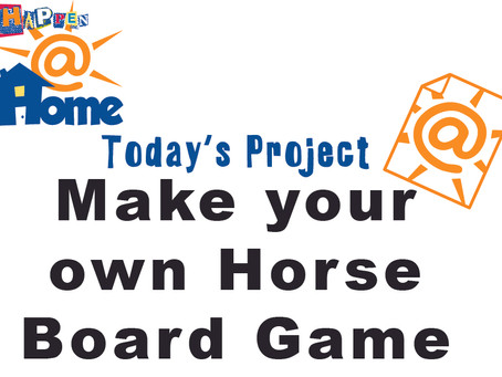 Happen@Home Make Your Own Board Game