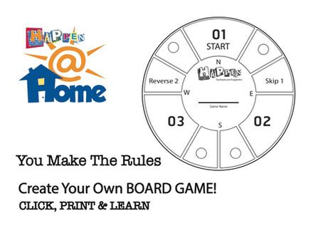 Happen@HOME Board Game