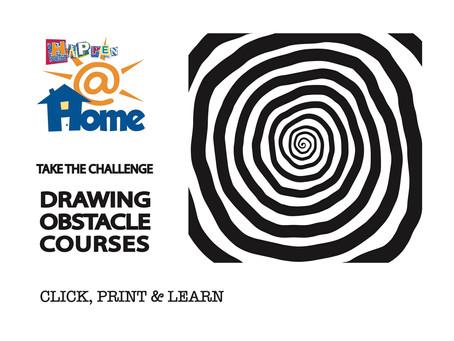 Happen@HOME Drawing Fun & Games