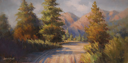 Marty - Just Around the Bend_12x24