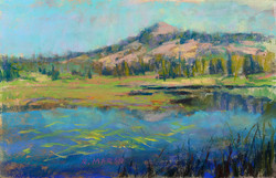 Marsh - Reflecting on Summer