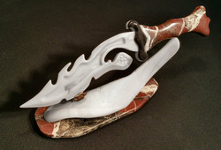 Marcella Mario - Avonshire Knife Sculpture 2